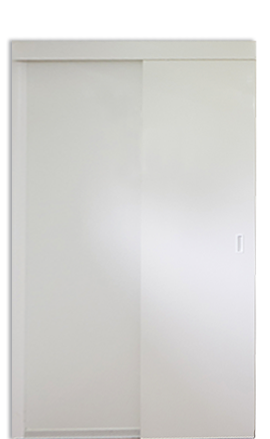 Polyporte fabricant de portes et panneaux polyester en is re for Porte service coulissante